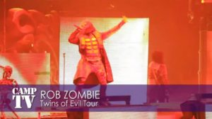 Camp TV Ep4 – Rob Zombie, Marilyn Manson Twins of Evil Tour