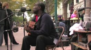 Sittin' on the Dock of the Bay – 1Love's Playing for Change Day